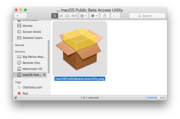 How to get beta software updates on the Mac again