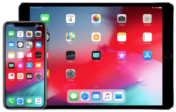 iOS 12 Compatible Devices list
