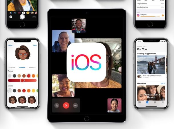 iOS 12 release date is fall