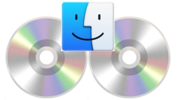 How to burn files and data to DVD or CD disc on Mac