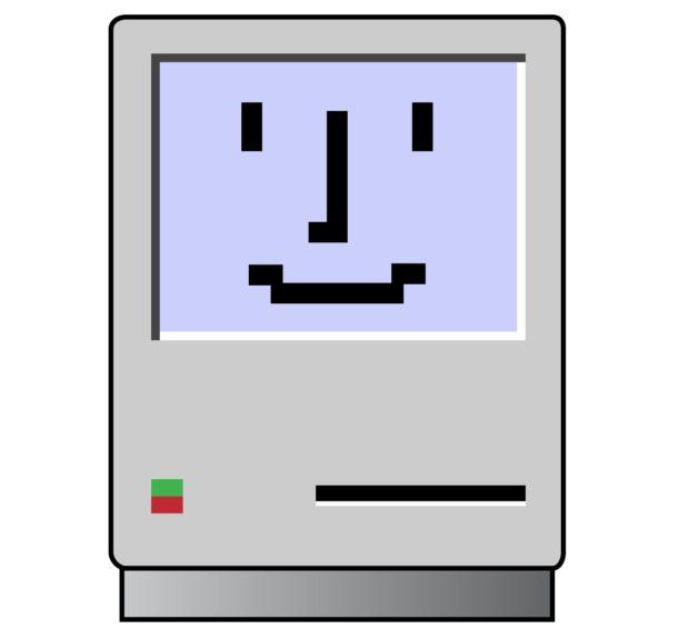 Classic Mac Finder icon