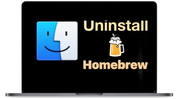 How to uninstall Homebrew on Mac