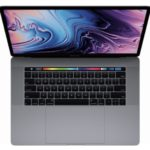 MacBook Pro 2018 Touch Bar model with CPU throttling slows down performance