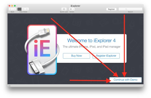 How to savfe iPhone text messages with iExplorer