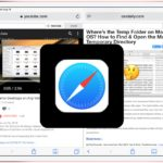 How to turn off Safari Split Screen on iPad and exit out of Safari Split View in iOS