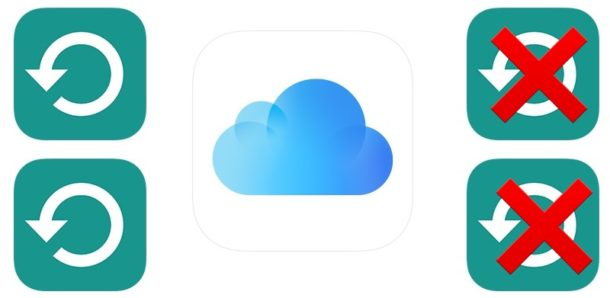 How to delete iCloud backups from iOS