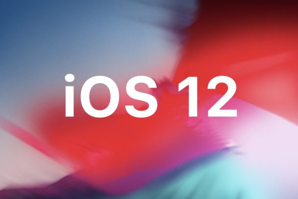 iOS 12.4 software update