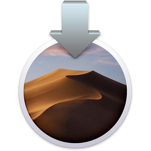 How to download the full size MacOS Mojave installer application