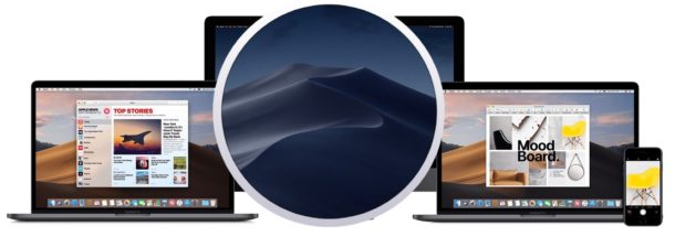 Prepare for and install macOS Mojave