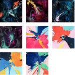 8 new colorful wallpapers from iPad Pro