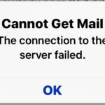 How to fix Cannot Get Mail error message in iOS Mail for iPhone or iPad