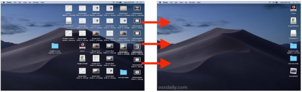How to use Stacks on Mac Desktop to tidy up messy files and clutter