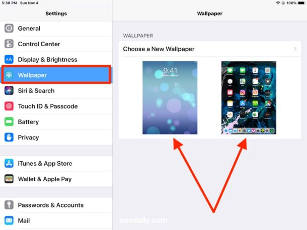 How to disable Wallpaper Perspective Zoom in iOS to stop wallpaper motion and movement