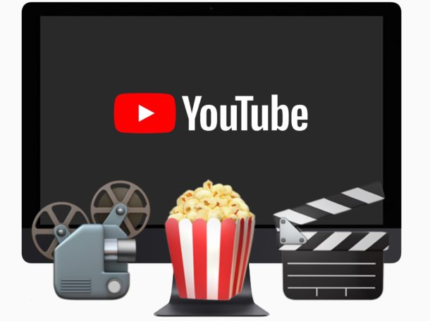 Watch full movies on YouTube for free
