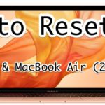 How to reset SMC on MacBook Pro and MacBook Air from 2018 onward