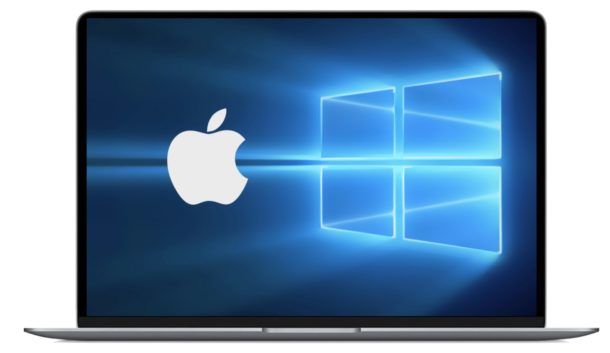 Windows on Mac with Boot Camp