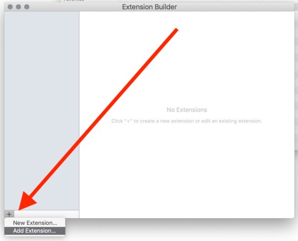 How to Bypass Safari Unsafe Extension Error Message on Mac