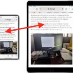 How to Handoff Safari webpages from iPhone to iPad or iPad to Iphone