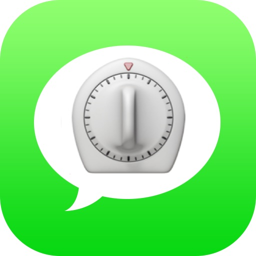 How to schedule sending messages from iPhone