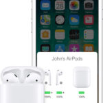 AirPods battery