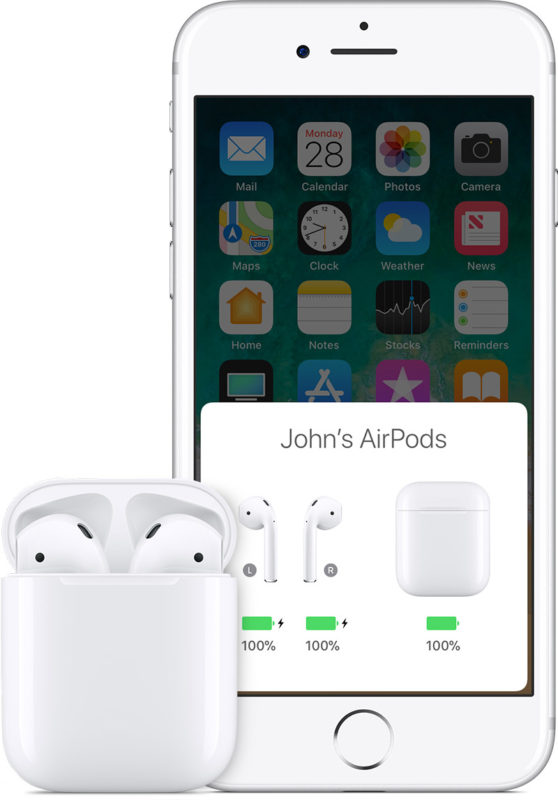 Connecting AirPods to iPhone again