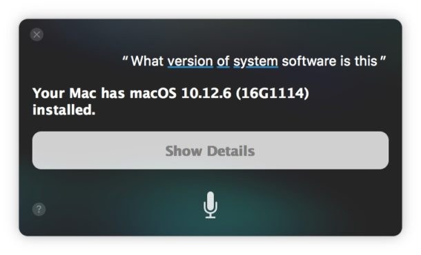 Using Hey Siri on unsupported Mac