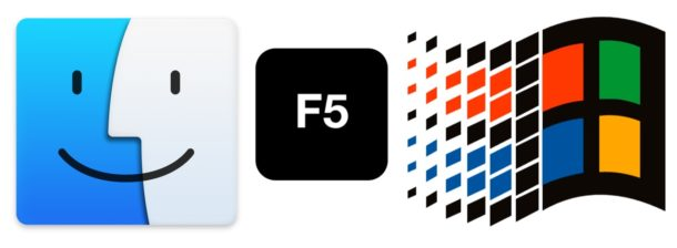 The Mac F5 refresh equivalent from Windows is the Command R keyboard shortcut