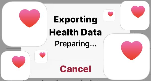 How to Export Health Data on iPhone