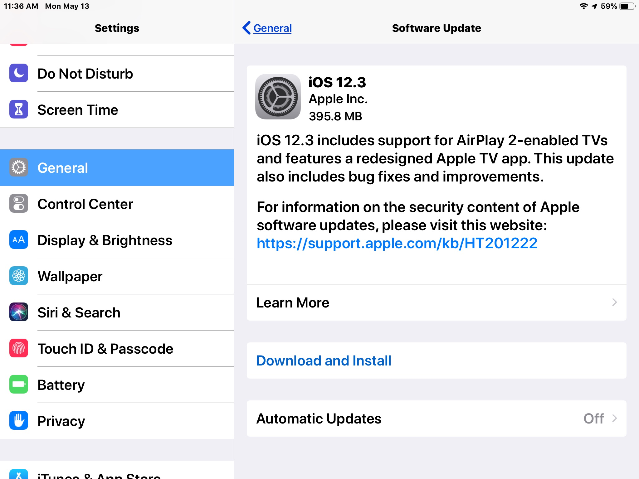 Download iOS 12.3 Update for iPhone and iPad Now IPSW Links