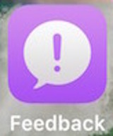 Feedback in iOS