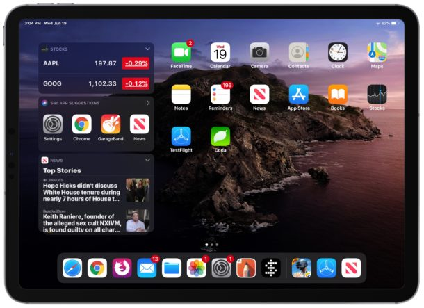 How to Use Dark Mode on iPad