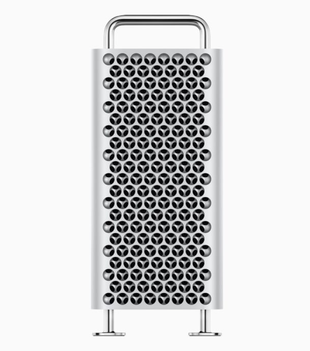 New Mac Pro front