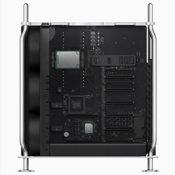 New Mac Pro internals