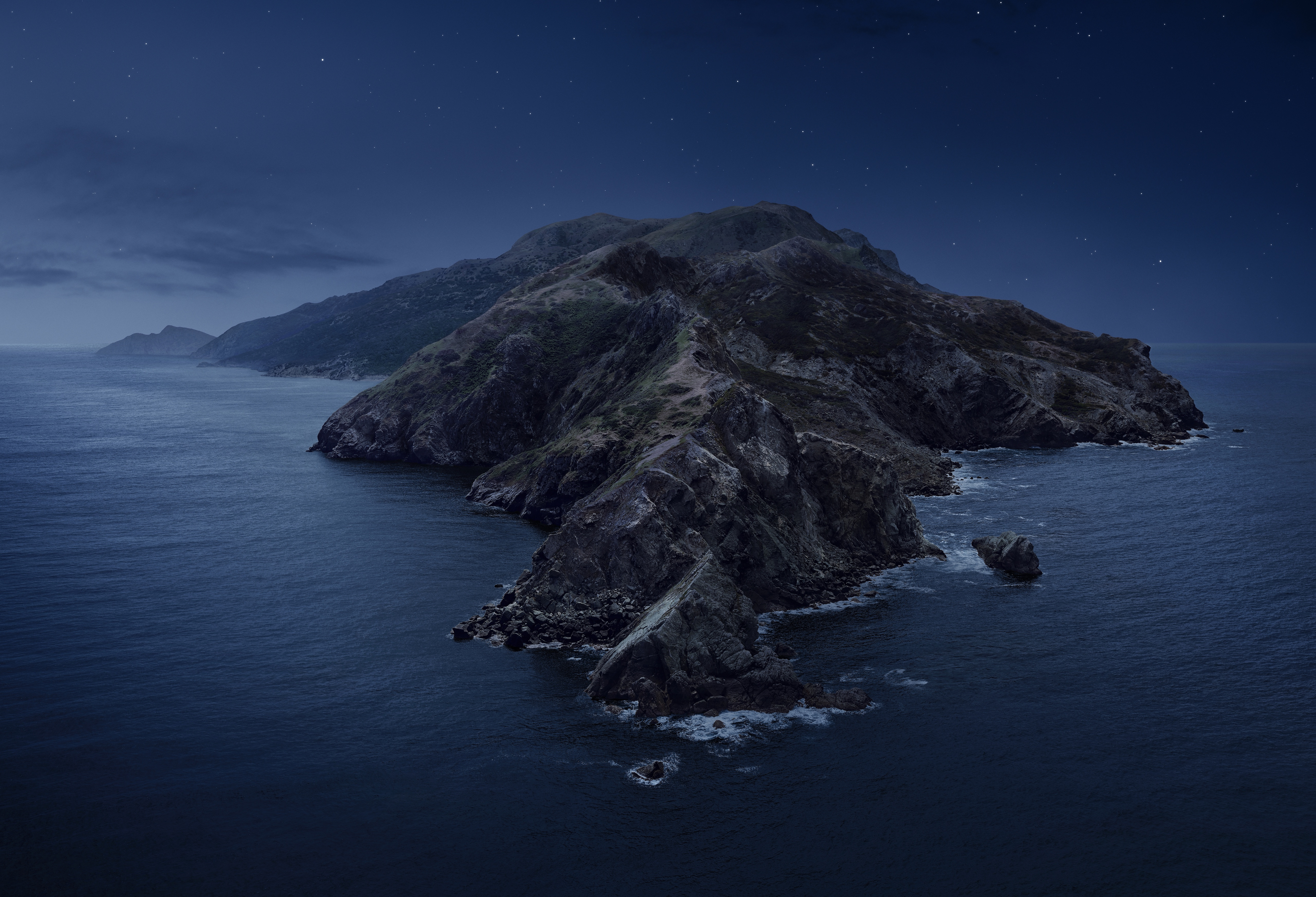 MacOS Catalina Default Wallpapers
