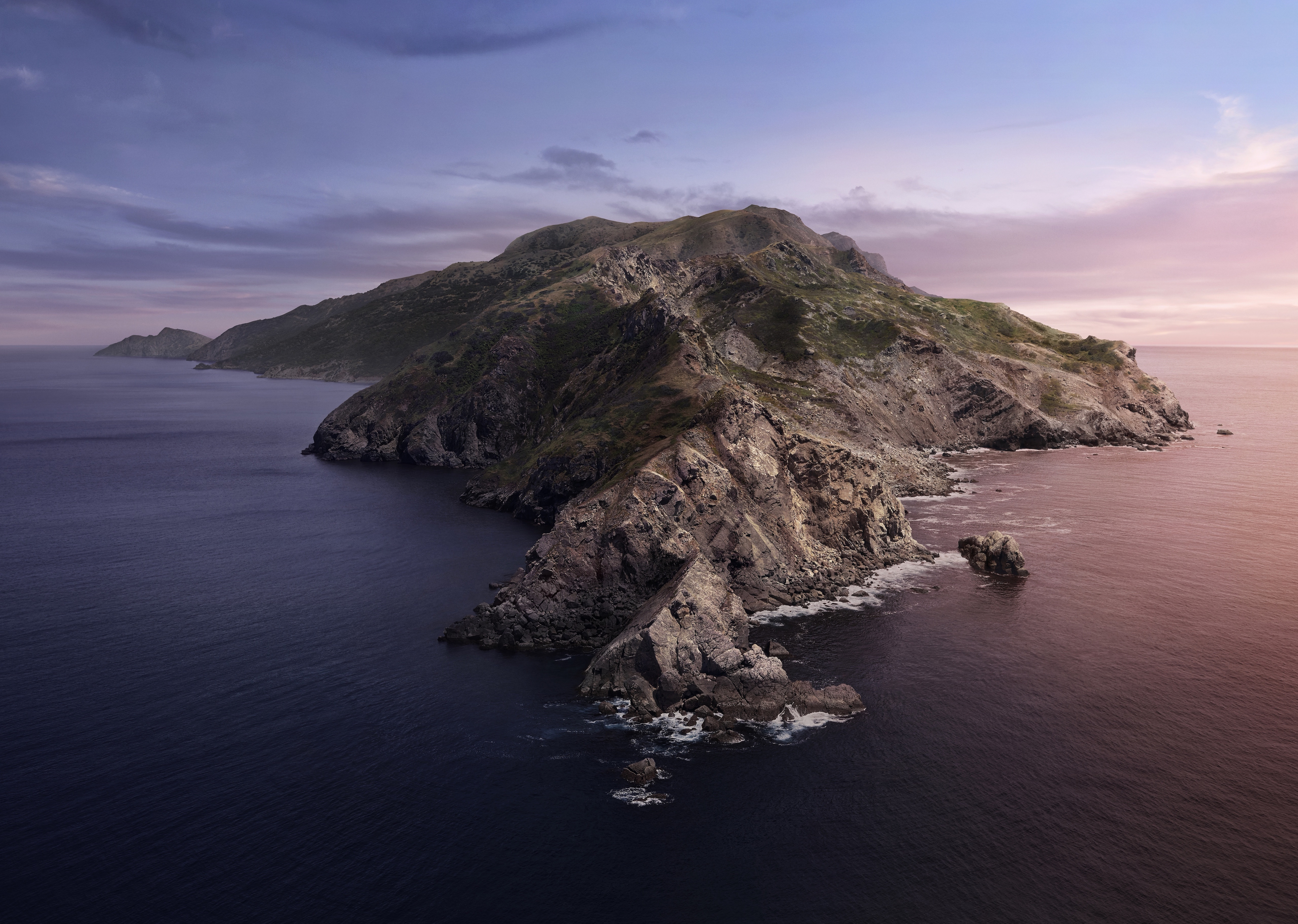 Get The Macos Catalina Default Wallpapers Osxdaily