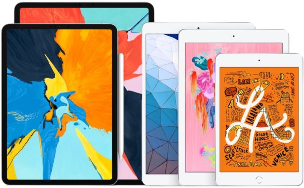 How to find iPad model name and model number