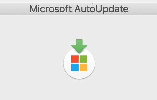 Delete Microsoft AutoUpdate from Mac