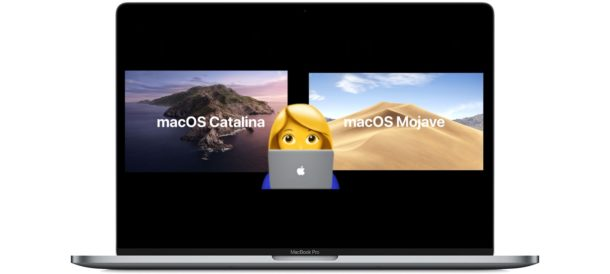 How to dual boot MacOS Catalina and Mojave