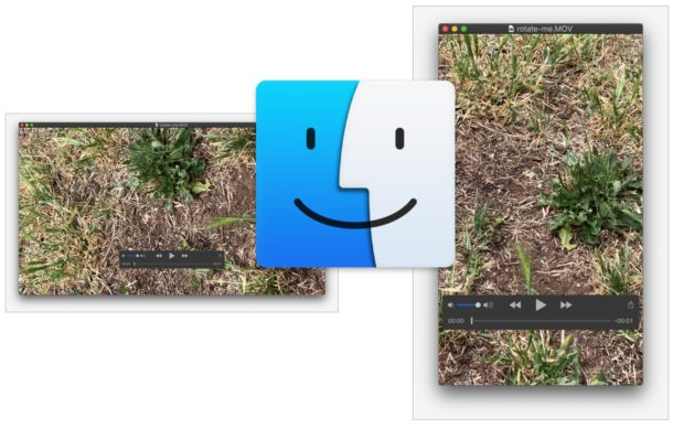 How to quickly rotate videos in Mac Finder with Quick Actions