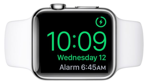 How to set an alarm clock on Apple Watch