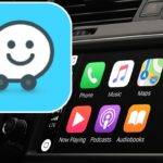 Use Waze on CarPlay