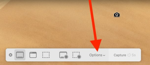 How to disable screenshot thumbnails on the Mac