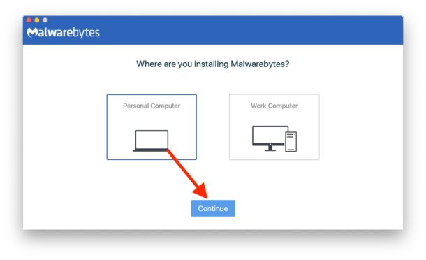 How to install Malwarebytes on Mac to scan and remove Malware