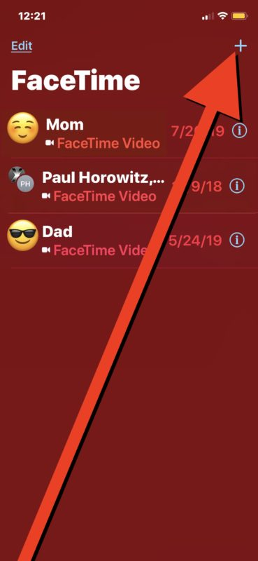 How to make FaceTime calls from iPhone or iPad