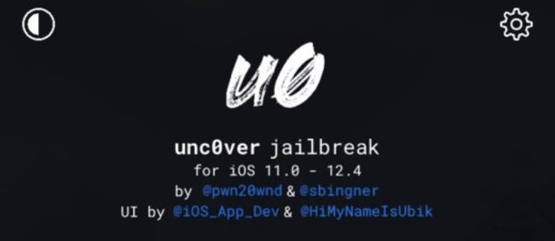 unc0ver jailbreak for iOS 12.4