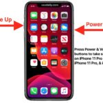 How to screenshot iPhone 11, iPhone 11 Pro, iPhone 11 Pro Max