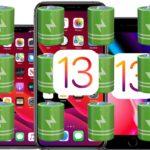 Fix bad iOS 13 battery life