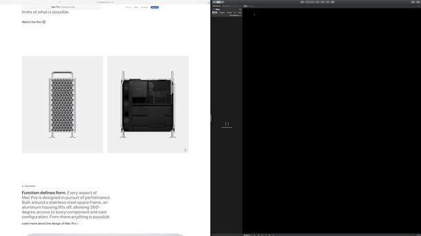 How to Use Tile Window Multitasking in MacOS Catalina