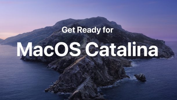 How to prepare for MacOS Catalina