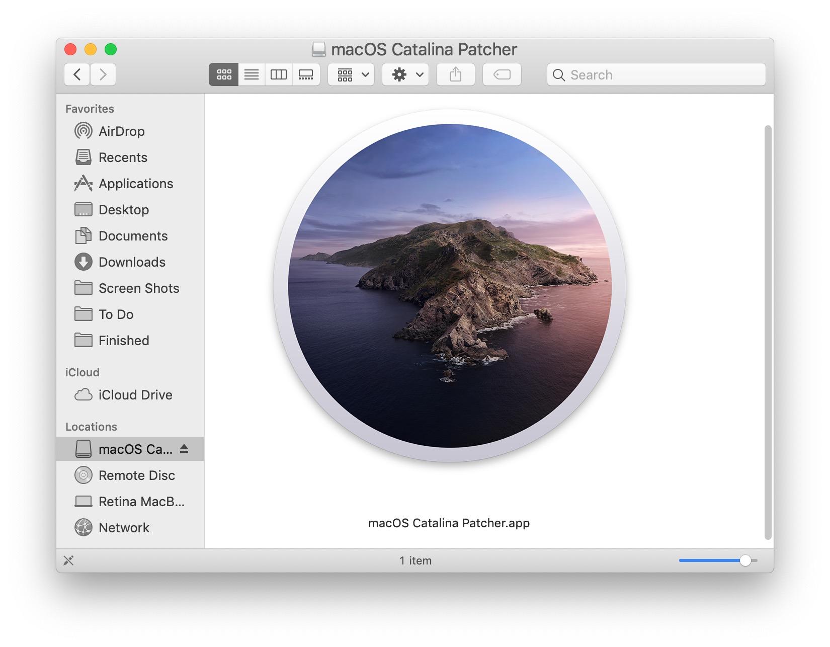 Pro Tools Mac Catalina